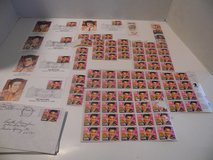 Elvis Stamp Collection in Conroe, Texas