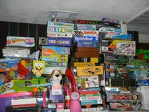 UPDATED AGAIN! Family Board Games For Game Night Disney / Vintage Games + in Kingwood, Texas