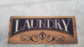 Laundry mat in Beaufort, South Carolina