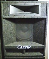 2 Carvin LOUDSPEAKERS 942 In EXCELLENT Condition !! 400 Watts EACH ! in Camp Pendleton, California