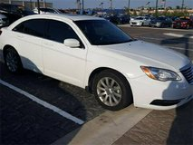 2012 Chrysler 200 touring white in Pearl Harbor, Hawaii