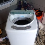 Haier HLP21N  Pulsator Portable Washing Machine for sale ...GREAT for Apartments or low spaced a... in Fort Bragg, North Carolina
