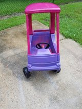 Lit1tle Tikes Princess Cozy Coupe Ride-On in Leesville, Louisiana