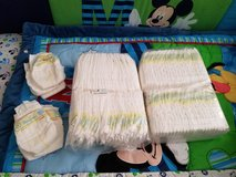 Newborn Pampers swaddlers in Barstow, California