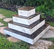 4 Tier Rustic Cupcake Stand in Conroe, Texas