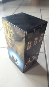 Star Wars Trilogy (Vhs, 2000, Special Edition; Episode Ii Footage) Box Set in Ramstein, Germany