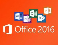 Microsoft Office 2016 (on disc) in Savannah, Georgia