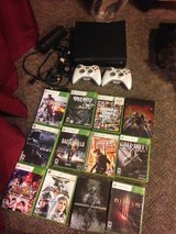 Xbox with games in Los Angeles, California