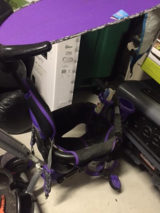 Baby Push Tricycle - Purple in Houston, Texas