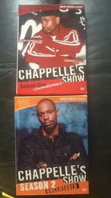 Chappelle Show Seasons 1 & 2 Uncensored! in Lockport, Illinois