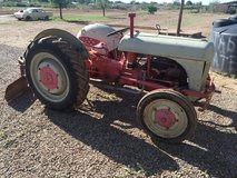 1947 9N Ford Tractor in Alamogordo, New Mexico