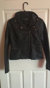 Black  Faux  leather jacket in Colorado Springs, Colorado