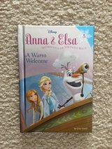 Ana and Elsa Disney- A Warm Welcome Book 3 in a series in Naperville, Illinois