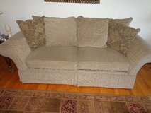 Bassett Couch , like new condition. From smoke free home. in Joliet, Illinois