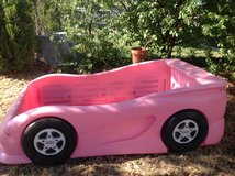Pink Race Car Bed By Little Tikes in Fairfield, California