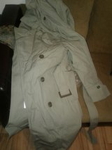 REDUCED!  USMC ALL-WEATHER COAT SIZE 36XS, GREAT CONDITION, NEVER WORN in Cherry Point, North Carolina