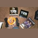 T25 Beachbody DVDs in Fort Carson, Colorado