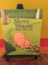 Mercy Watson Thinks Like a Pig by Kate DiCamillo in Shorewood, Illinois