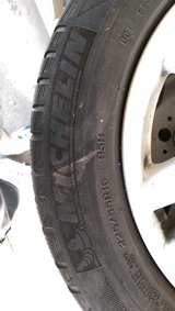 MB E Classe  tires+ Rims 225 55 R16 in Ramstein, Germany