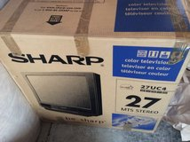 "Sharp 27"" TV in Colorado Springs, Colorado"