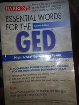 Ged essential words in Naperville, Illinois