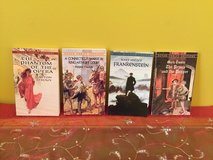 Lot of 4 Classics books for advanced young readers in Chicago, Illinois