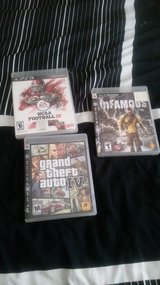 Ps3 games in Oceanside, California