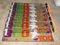 "HALLOWEEN NEW IN PACKAGE ""BOO YOU"" GEL CLING ONS SET OF 5 in Camp Lejeune, North Carolina"
