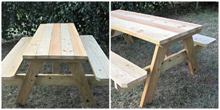 Picnic Table (treated wood) in Beaufort, South Carolina