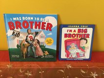 I am a big brother books  with cd in Plainfield, Illinois
