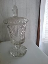 Crystal Candy Dish in Dover AFB, Delaware