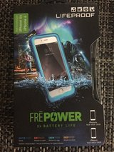 iPhone 6, 6s FRE POWER Lifeproof case NEW in Houston, Texas