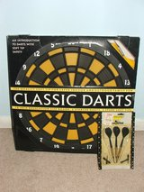Classic Darts Soft Tip Dart Game / Extra Dart + Tips NEW in Plainfield, Illinois