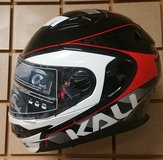 Motorcycle helmet DOT ECE Kali Protective full face dual visor new in box in San Diego, California