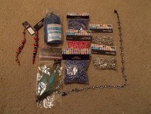 LOT OF BEADS AND FEATHERS in Fort Campbell, Kentucky