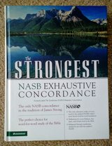 The Strongest NASB Exhaustive Concordance in Beaufort, South Carolina