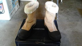 Lands End Winter Boots in Elgin, Illinois