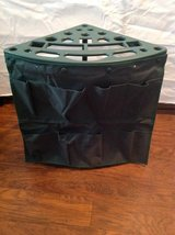 Storage Garden Tool Corner Tower with Removable Storage Pouch in Green in Bolingbrook, Illinois