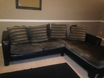 Sectional with pillows in Dickson, Tennessee
