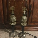 2 lamp bases in Vacaville, California
