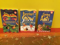 Christian sermon books for kids with CDs Brand New in Morris, Illinois