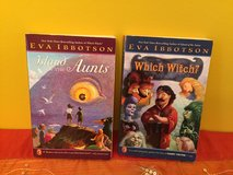 Lot Eva Ibotson children books from the witches series in Yorkville, Illinois