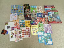 Sticker books and lots of stickers in Elgin, Illinois