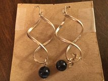 Wire Earrings in Yorkville, Illinois