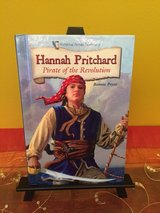 Hannah Pritchard: Pirate of the Revolution (Historical Fiction Adventures)  BRAND NEW in Oswego, Illinois