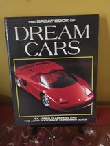 The Great Book of Dream Cars Hardcover in Naperville, Illinois