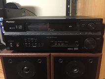 Pioneer Audio/Video Multi-Channel Receiver in San Clemente, California