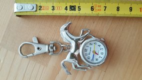 Key chain watch horse in Baumholder, GE