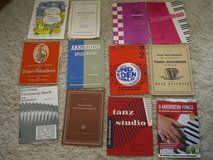 19lbs accordion music books in Ramstein, Germany