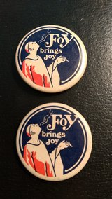 1960's Foy rolling paper pins in Byron, Georgia
